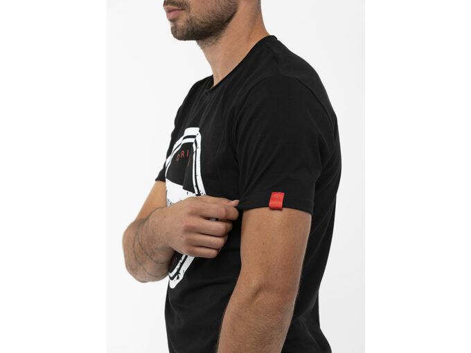 SD Stamp Black - Muška majica