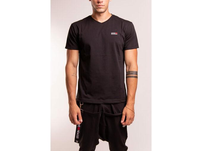 SD Basic man – Black - Muška majica