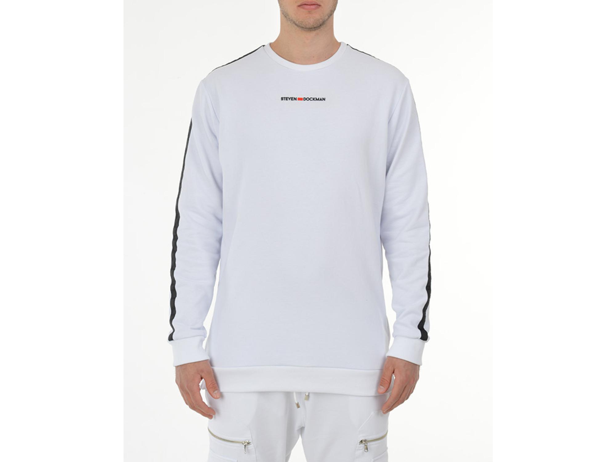 SD Tokyo White – Limited edition - Muška dukserica