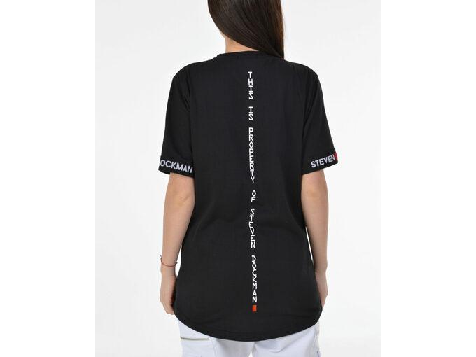 SD Property Black - Ženska majica