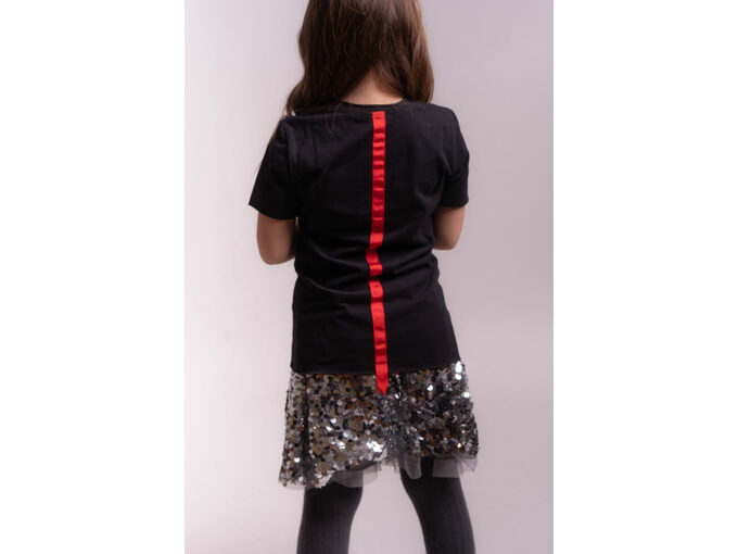 SD Kids tshirt Black - Dečija majica/dukserica