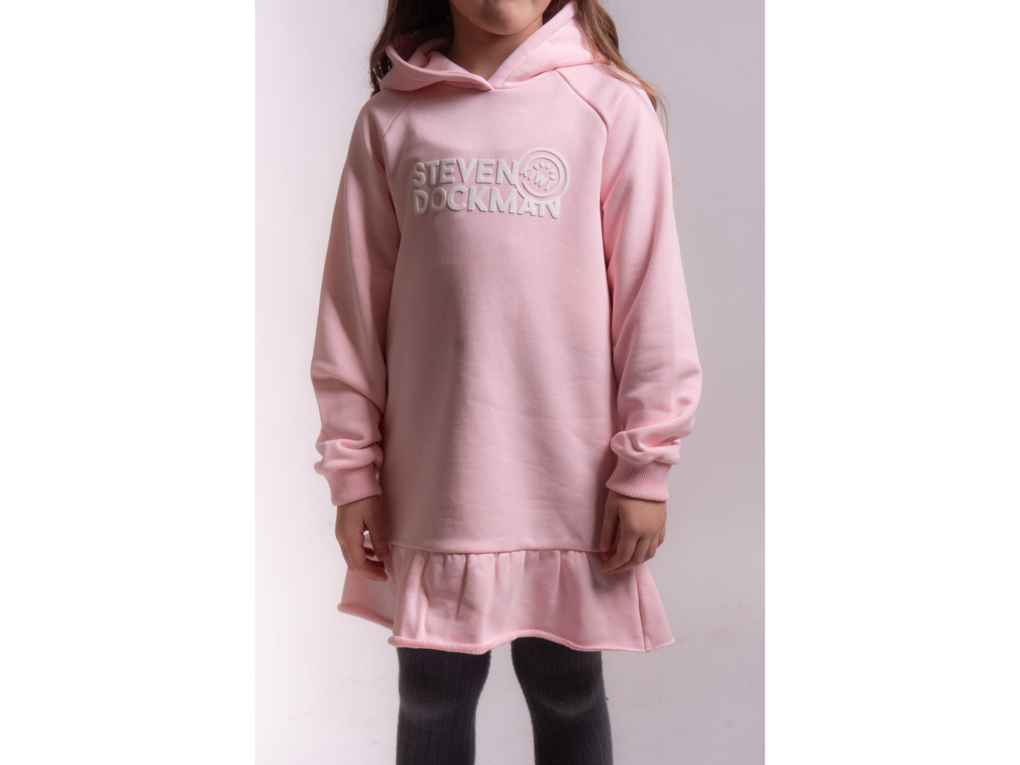 SD x Kiwi Kids dress Pink - Dečija majica/dukserica