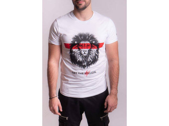 SD Animal Lion - Muška majica
