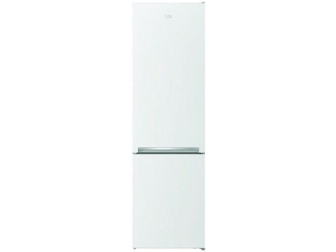 BEKO hladilnik z zamrzovalnikom spodaj RCNA406I40WN