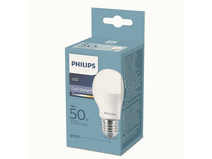 Philips Led Sijalica, Grlo E27, Snaga 7W (50W)  Ps675