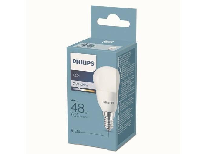 Philips Led Sijalica, Grlo E14, Snaga 6W (48W)  Ps673
