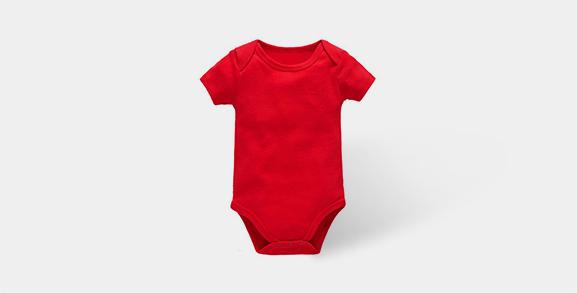 Baby tekstil