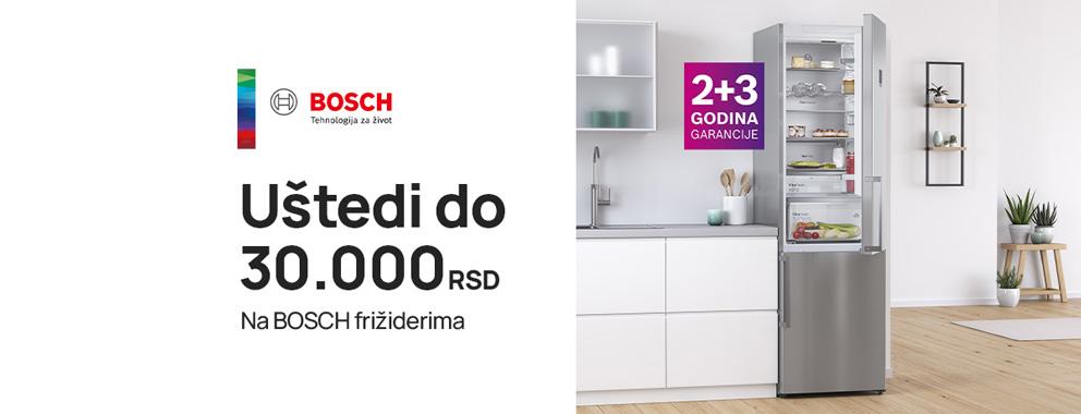 Bosch frizideri na shoppster