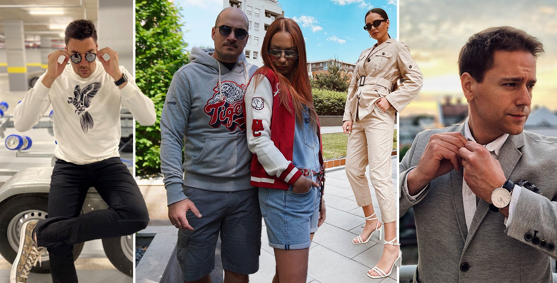 Blog post - Vodič uticajnih influensera za trendi oblačenje - Shoppster